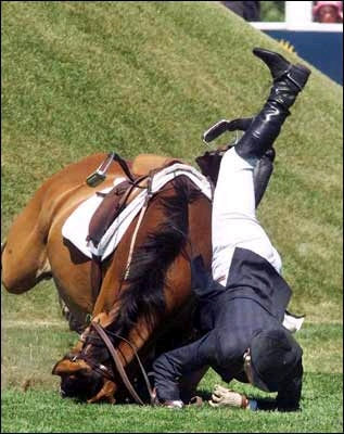 """""""Kill him AFTER I'm done riding, you idiot!"""""""