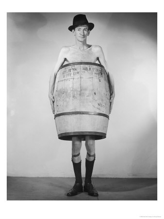 286331man-wearing-barrel-posters