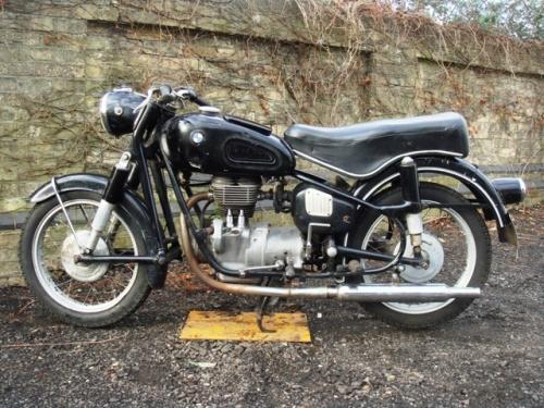 1956 BMW 250 cc