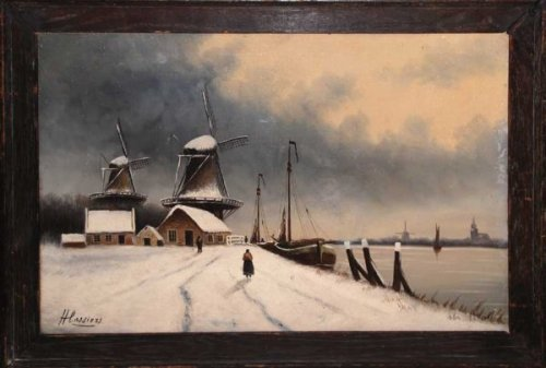 hendrick Cassiers, Belgium, 1858-1944