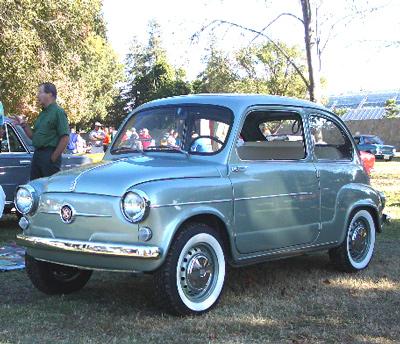 Italian idea of a car