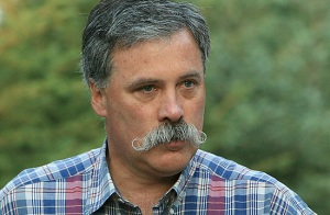 Chase Carey (chewed bubble gum he'd find in the gutter)