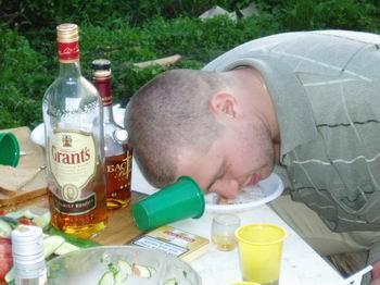 Eddie rests after posting blog comments