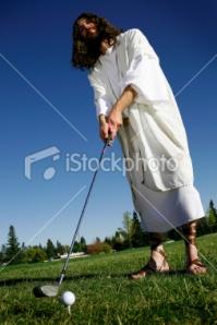 jesus golfs