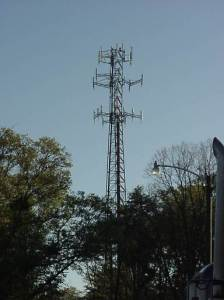 Donna Curtis Memorial Tower