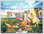 clothesline-painting