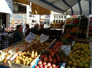 Market day, Pordenone