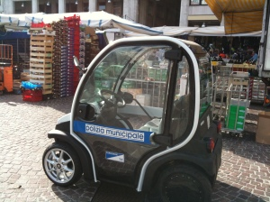 If Greenwich cops drove these, I wouldn't have a criminal record. Hmm.