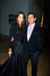 peter Brant in elevator shoes and happier times