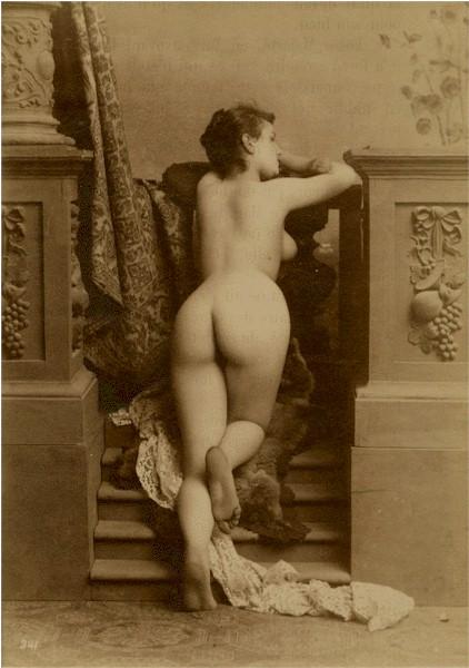 голыеженщины ретро фото