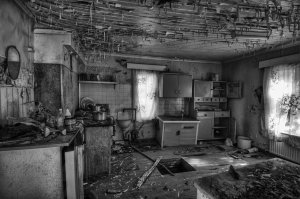 Granny's kitchen