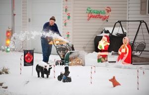 Cos Cob Nativity scene