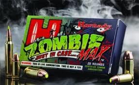 Hornaday Zombie