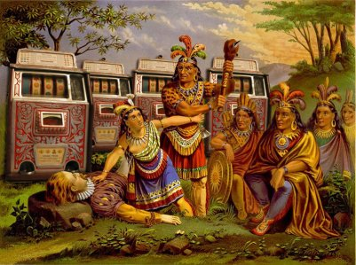 Liawatha does Moodus