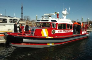 All aboard for fun! Sister ship arrives in Norwalk
