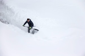 Digging out Al Gore's mansion