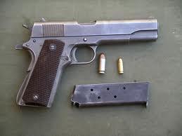 Colt .45 Model 1911A