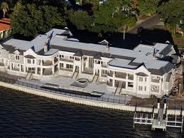 Global warmist alarmist Dereck Jeter's Florida cottage