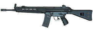HK43, Janet Napolitino's personal choice for Bambi slaying