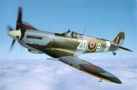 "Propeller driven ""jet fighter"""