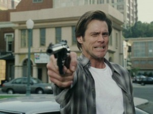 """Compassion is carrying a revolver"" Jim Carrey, March 25, 2013"