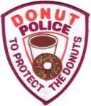 Dounut Badge