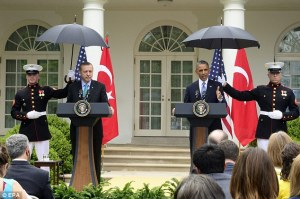 If the Ambassador had requested Marine umbrella toters for Benghazi I'd have sent them of course. But with weapons? That way lies an affront to our Arab allies, my friends.