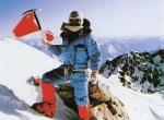 Summiting Jofran Peak