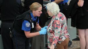 Got a bomb in that bra, ma'am?