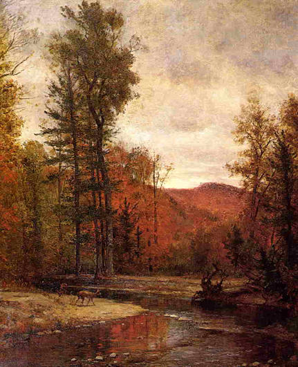 Thomas Whittredge does the Adirondacks