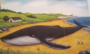 Beached Whale: reports of its demise may have been greatly exaggerated