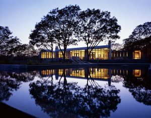 FOO (Friend of Obama) house where he'll be staying the next two weeks. Chilmark, MV
