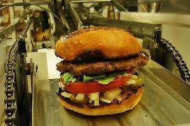 Hamburger robot: 360 burgers an hour, no maternity leave, no health benefits