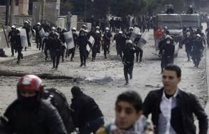 Running of the bulls, Cairo style