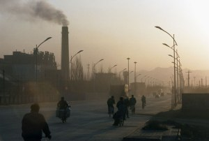 Coming our way: Chinese CO2