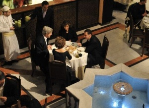 My dinner with Bashar: Jonny on the road to Damascus