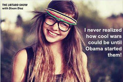 stupid Obama supporter