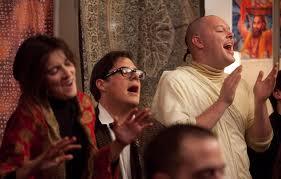 "Greenwich Democrat Town Committee officers cheer on their candidate at last night's BOE ""debate"""
