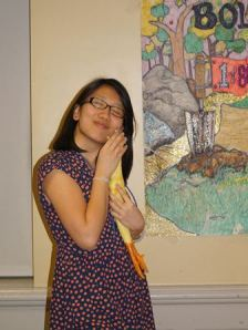 When I grow up, I want to be an apparatchik! Jenny Li dreams at Brown
