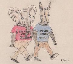thesignal-elephant-donkey-holding-hands-kelly-savage-2012-02