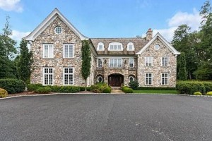 This home at 12 Baldwin Farms South sold for $5.1 million last week, making it the top sale in town.