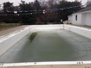 Drew Mazullo Memorial Pool, Byram