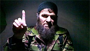 Doku Umarov is pissed off, and wants you to know it
