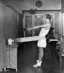 Government slimming machine
