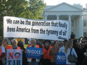 More likely, it will be Russia and China that free us from the tyranny of oil, by shutting off our supply