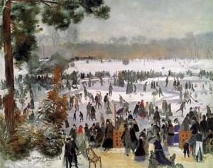Parisians prepare to commit mass suicide along the Bois de Boulogne 18