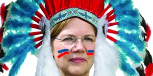 Only true Indians can call themselves injun, paleface