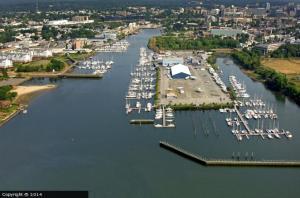 Brewer's Yacht Haven, Stamford