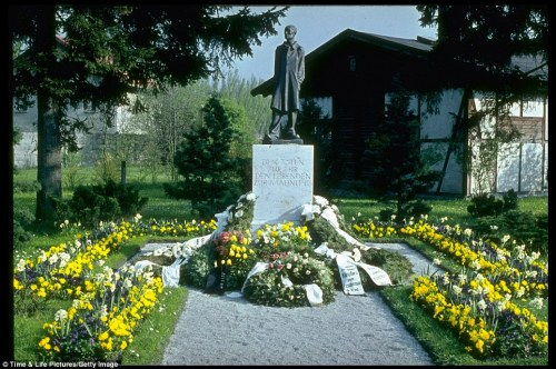Dachau. Spring, 1950