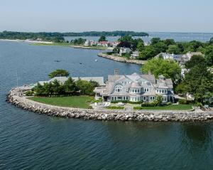 Ah,the good old days, when, if you wanted waterfront property, you just made it yourself!